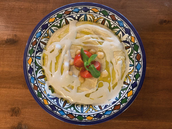 Hummus Tahine